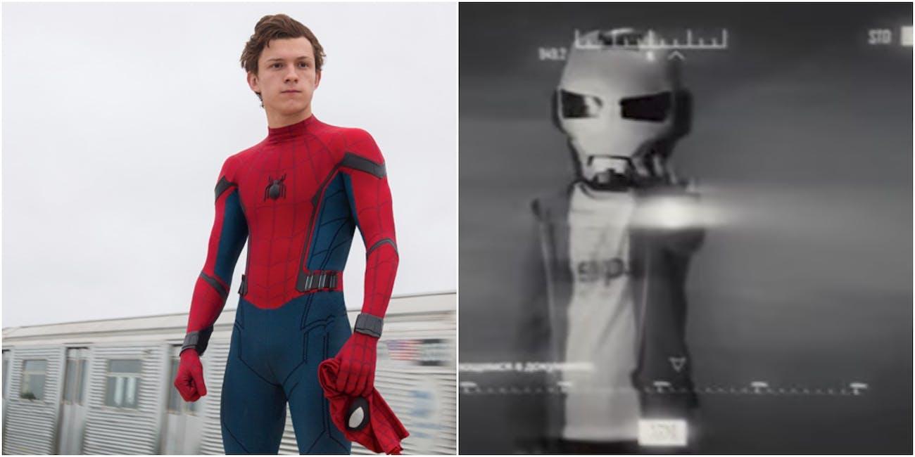 Avengers Fanfiction Tony Hits Peter