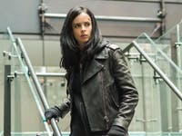 Krysten Ritter as Jessica Jones