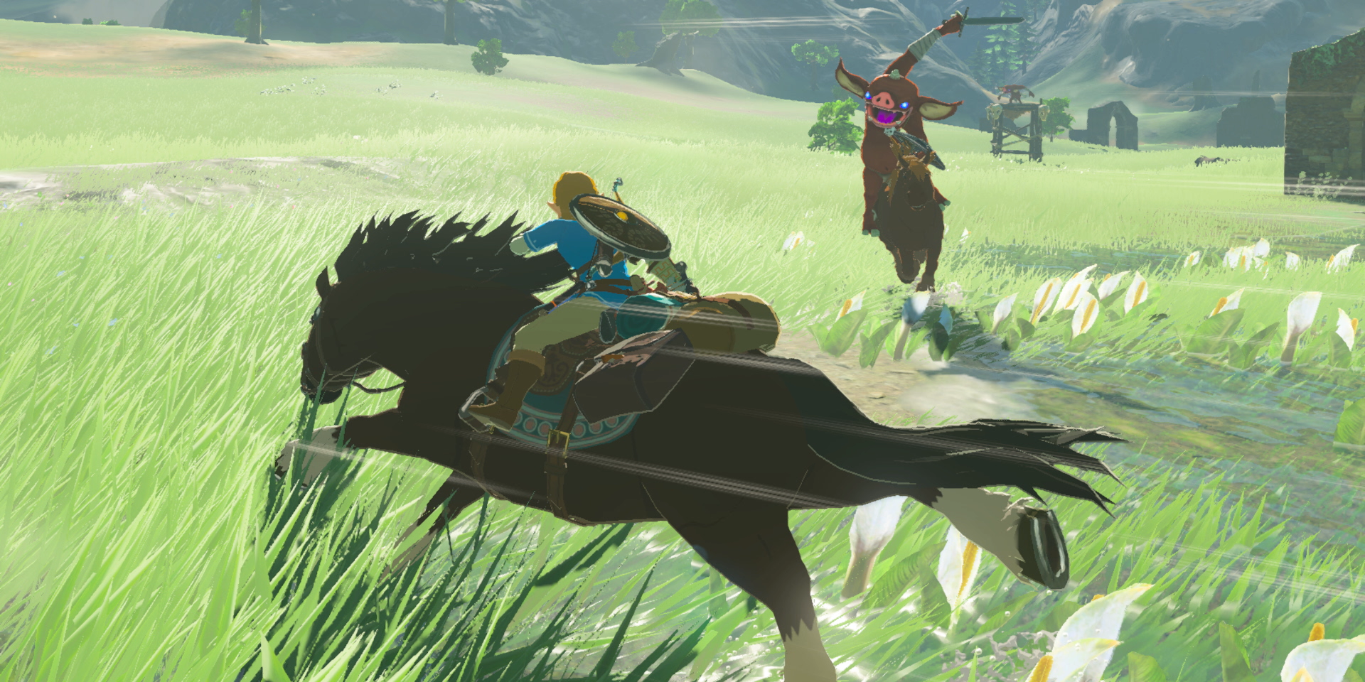 5 Crazy Things You Can Do in 'Breath of the Wild'