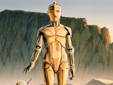 Female Droid Would Bring 'Star Wars' Back to Its Roots