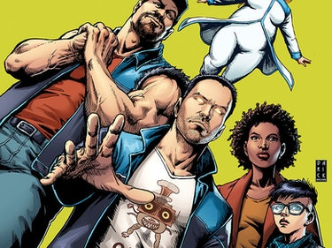 Valiant's Superheroes are Under Attack in New 'Harbinger' Video