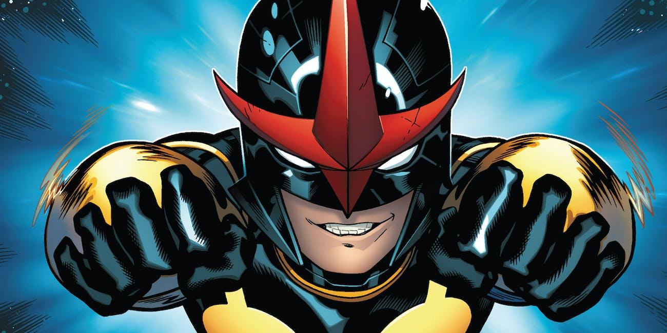 Marvel Nova Avengers