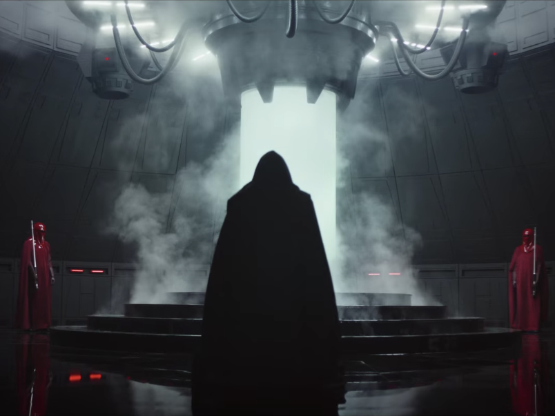 Darth Vader's Bacta Tank Ties 'Rogue One' to the Original Trilogy