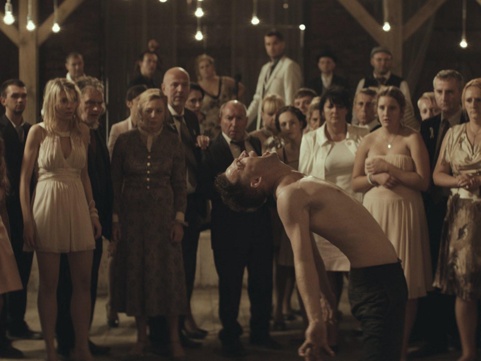 Polish Jewish Horror Film 'Demon' Has a Dark, Mysterious Backstory