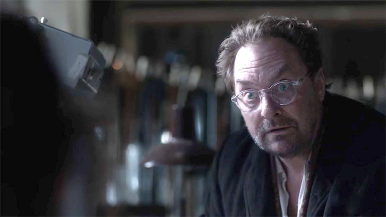Howthorne Abendsen Man in the High Castle Season 3