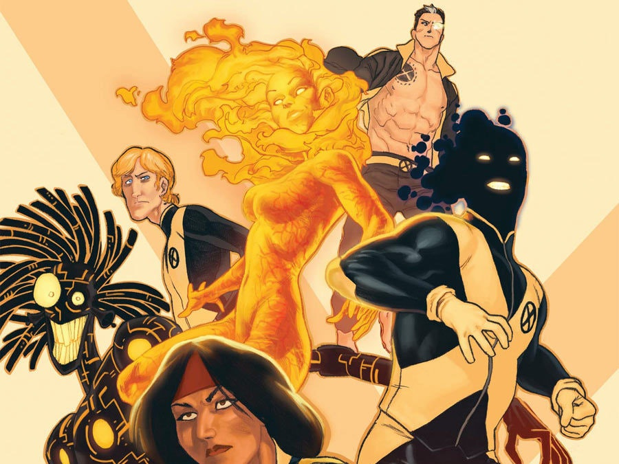 Magik and Warlock Will Be in 'X-Men: New Mutants'