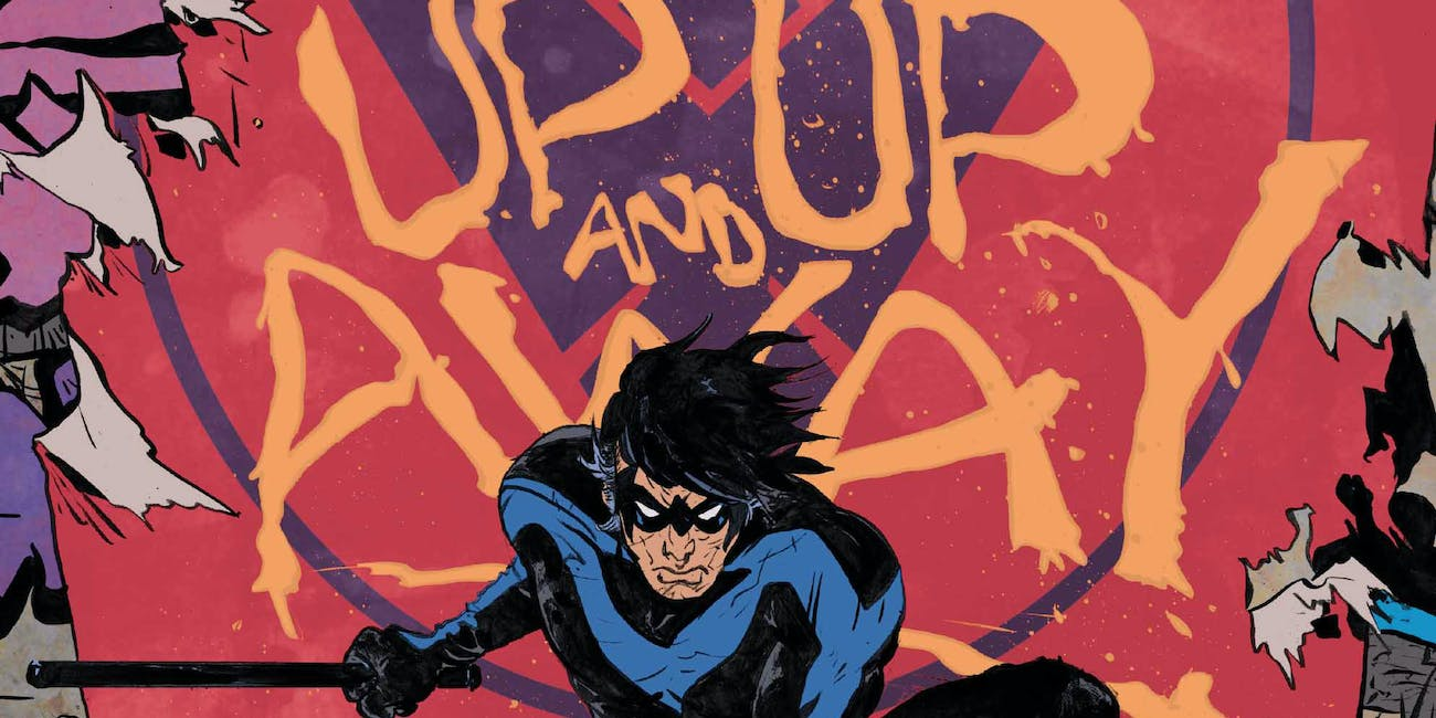 Nightwing New Order