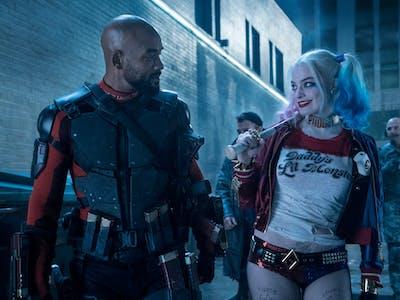 "'Suicide Squad' Gets a PG-13 for ""Disturbing Behavior"""