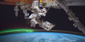 "ISS, ""One Strange Rock"""