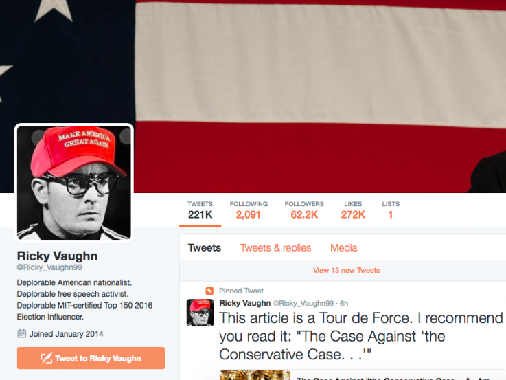 Popular Pro-Trump Twitter Account Banned, Alt-Right Freaks Out