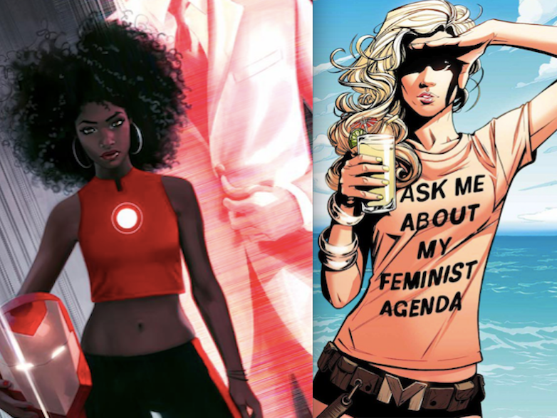 Riri & Mockingbird Have Marvel Fans at Each Other's Throats