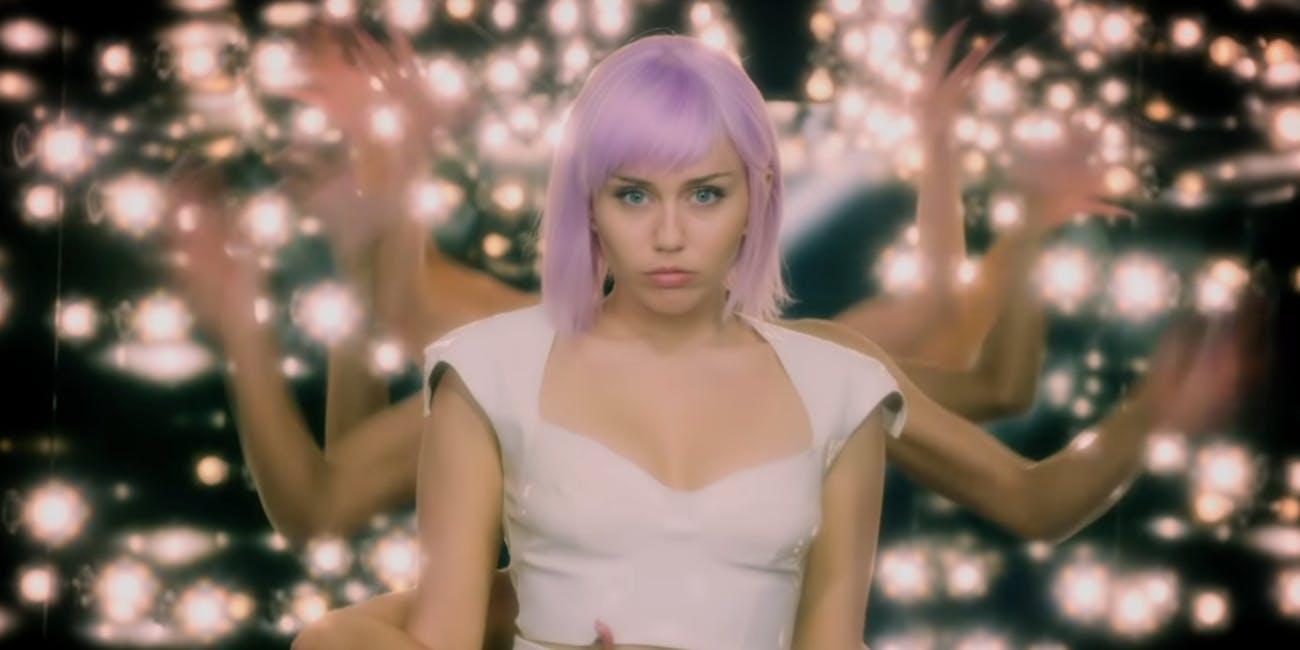 Miley Cyrus stars in 'Black Mirror' Season 5.