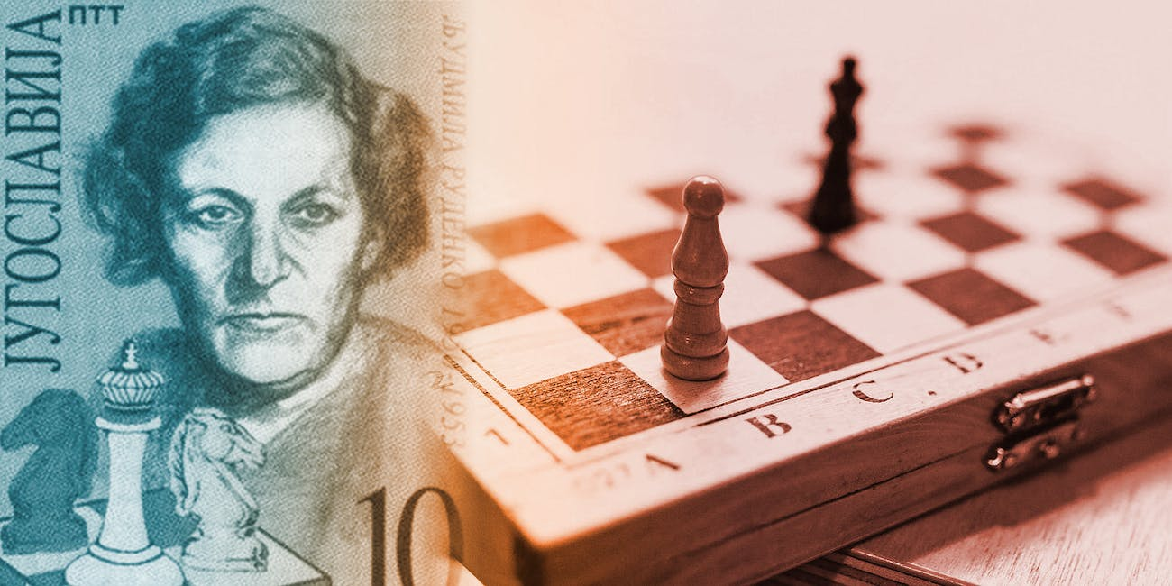 Chess Master Lyudmila Rudenko's Greatest Accomplishment Had Nothing to Do With Chess