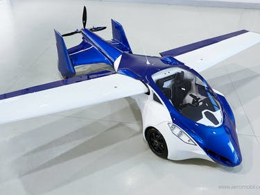 People Would Pay a Shocking Amount for a Working Flying Car