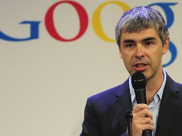 Google's Larry Page Revealed as Secret Founder of Two Flying Car Startups