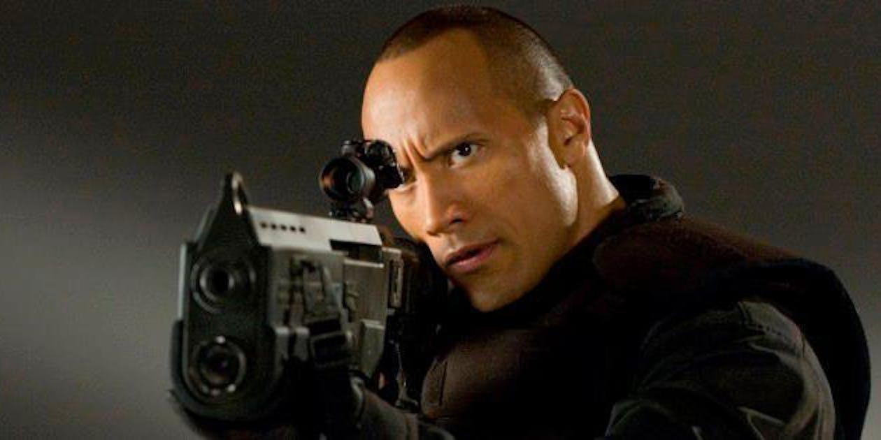 The Rock's 2005 'Doom' Adaptation Was Weirdly Brilliant