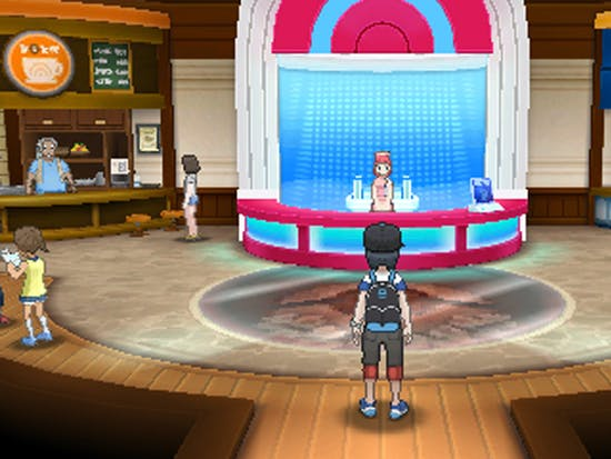 The Old Barista in 'Pokemon Sun' and 'Moon' Is Messed Up