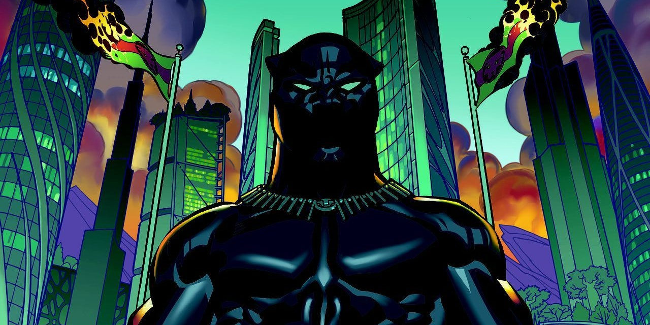 The 'Black Panther' Movie Will Come Straight From These Comics