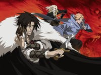 'Castlevania' feels very video gamey, but it works so well.