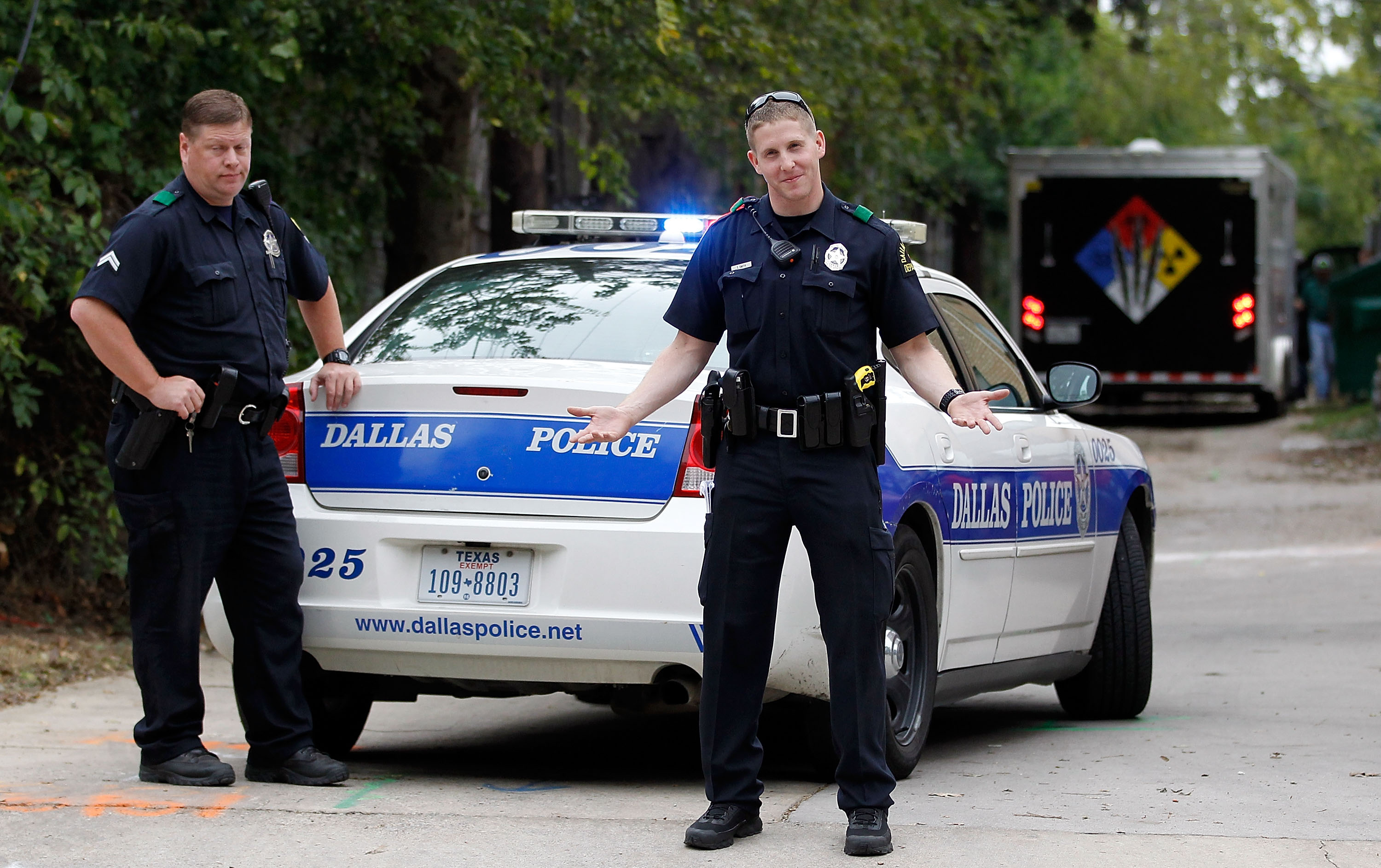 Texas Police Can Collect Debts at Traffic Stops With Credit