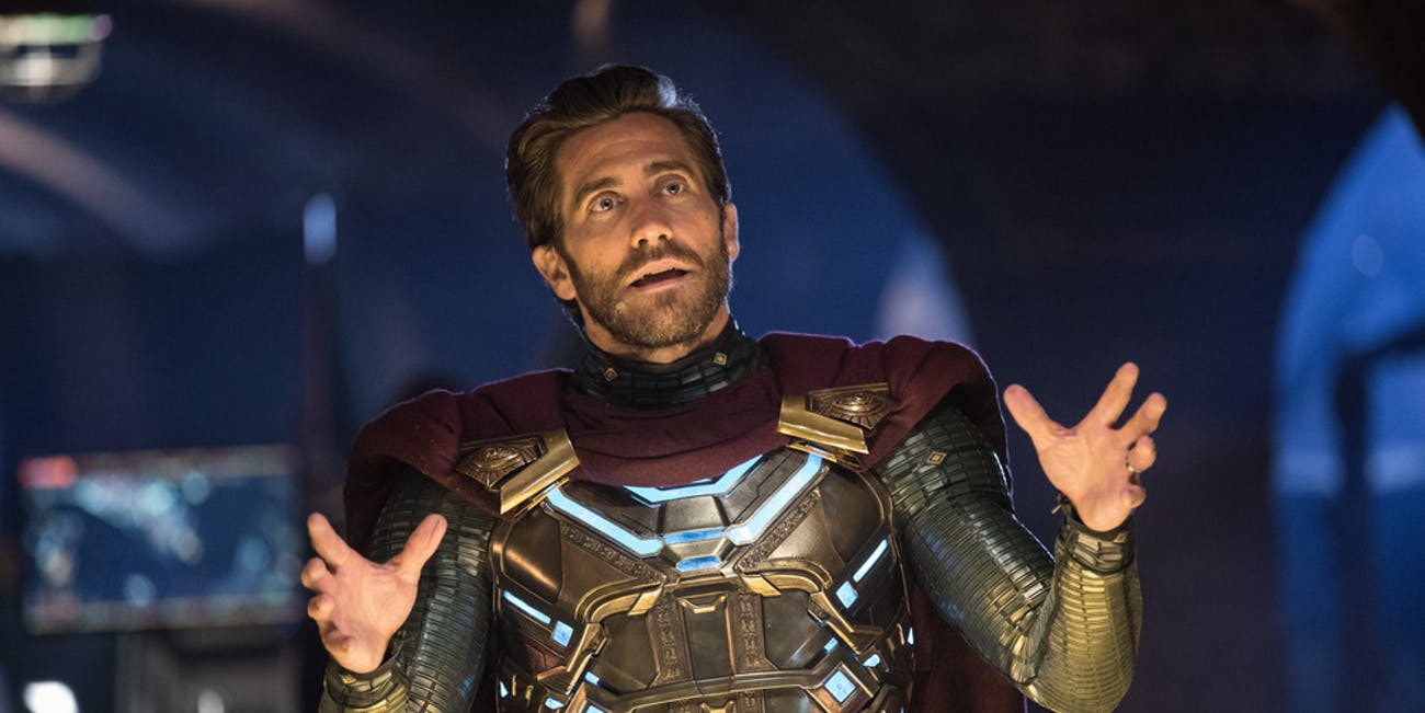 Image result for mysterio far from home