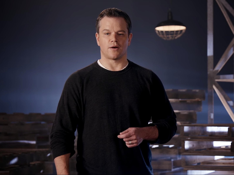 Watch Matt Damon Untangle the 'Jason Bourne' Series in 90 Seconds