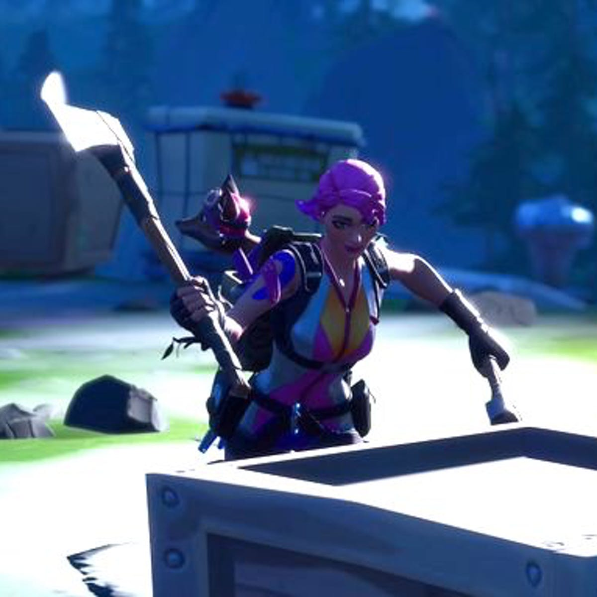 Fortnite Chapter 2 Landmark Locations Where To Find Them