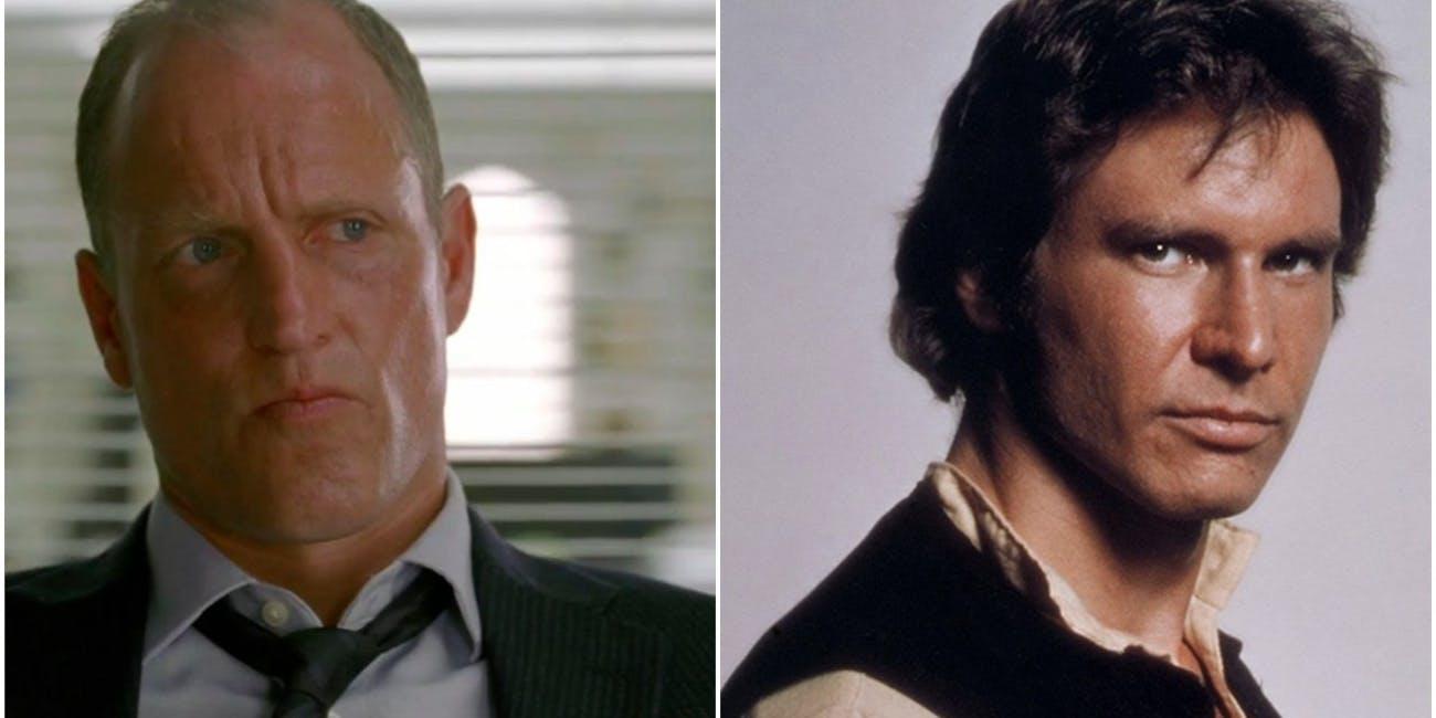 Woody Harrelson Harrison Ford