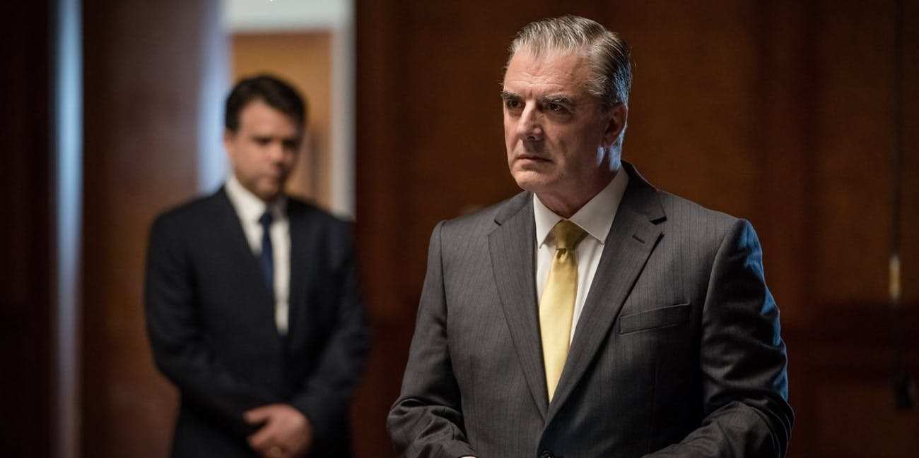 Chris Noth is Jack Robertson in 'Doctor Who'.