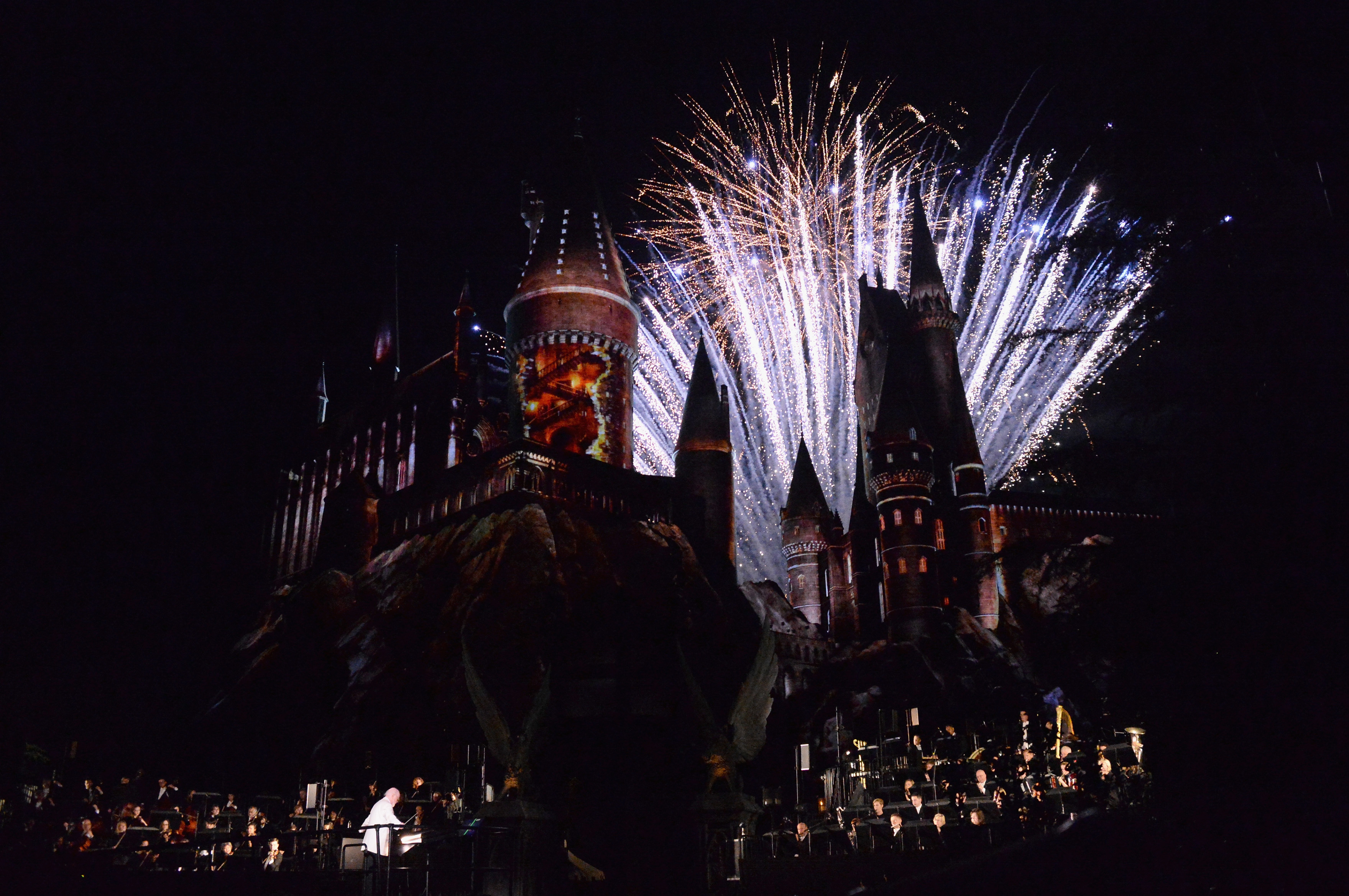 Differences Between The Wizarding World of Harry Potter in