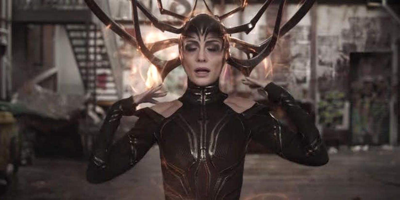 Cate Blanchett's Hela might not die in 'Thor: Ragnarok.'