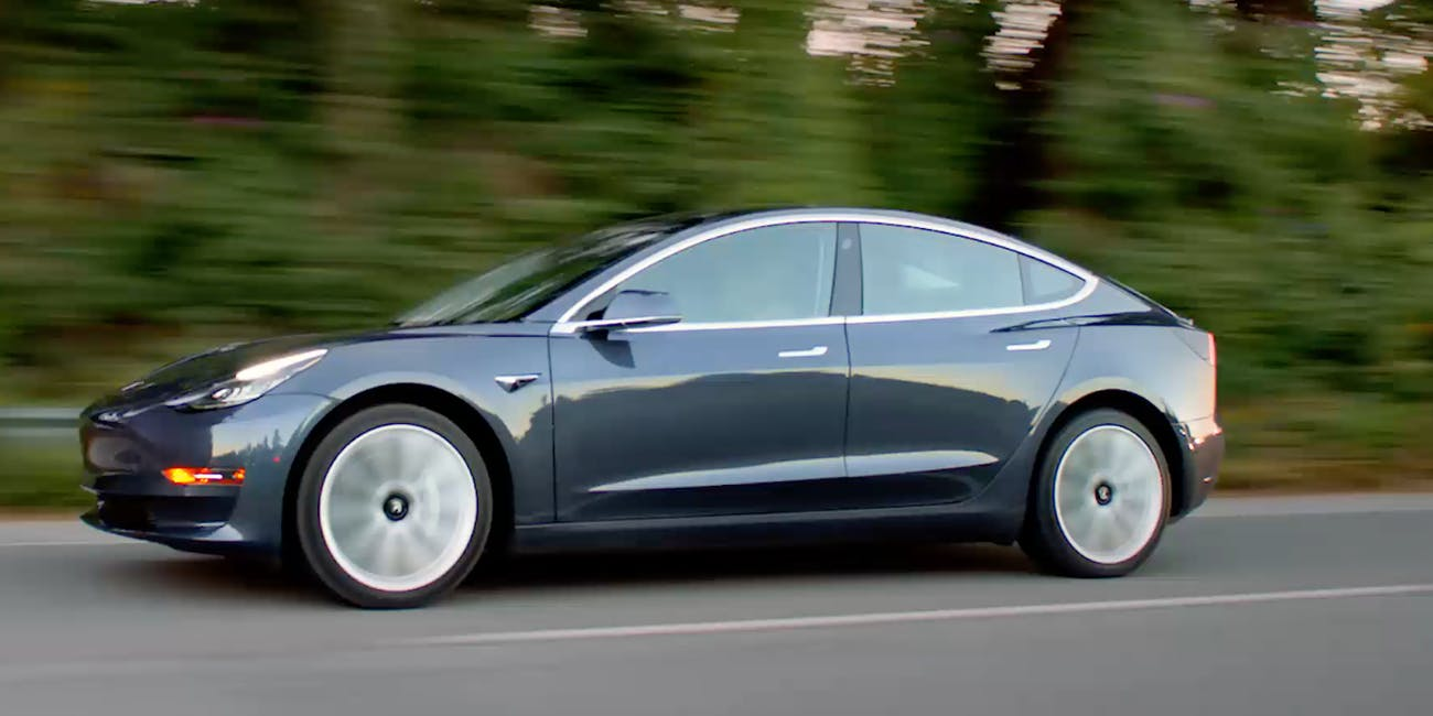 Elon Musk Just Launched The Est Tesla Model 3 Yet