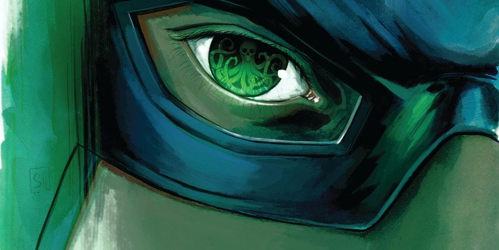Marvel's Steve Rogers Captain America #7