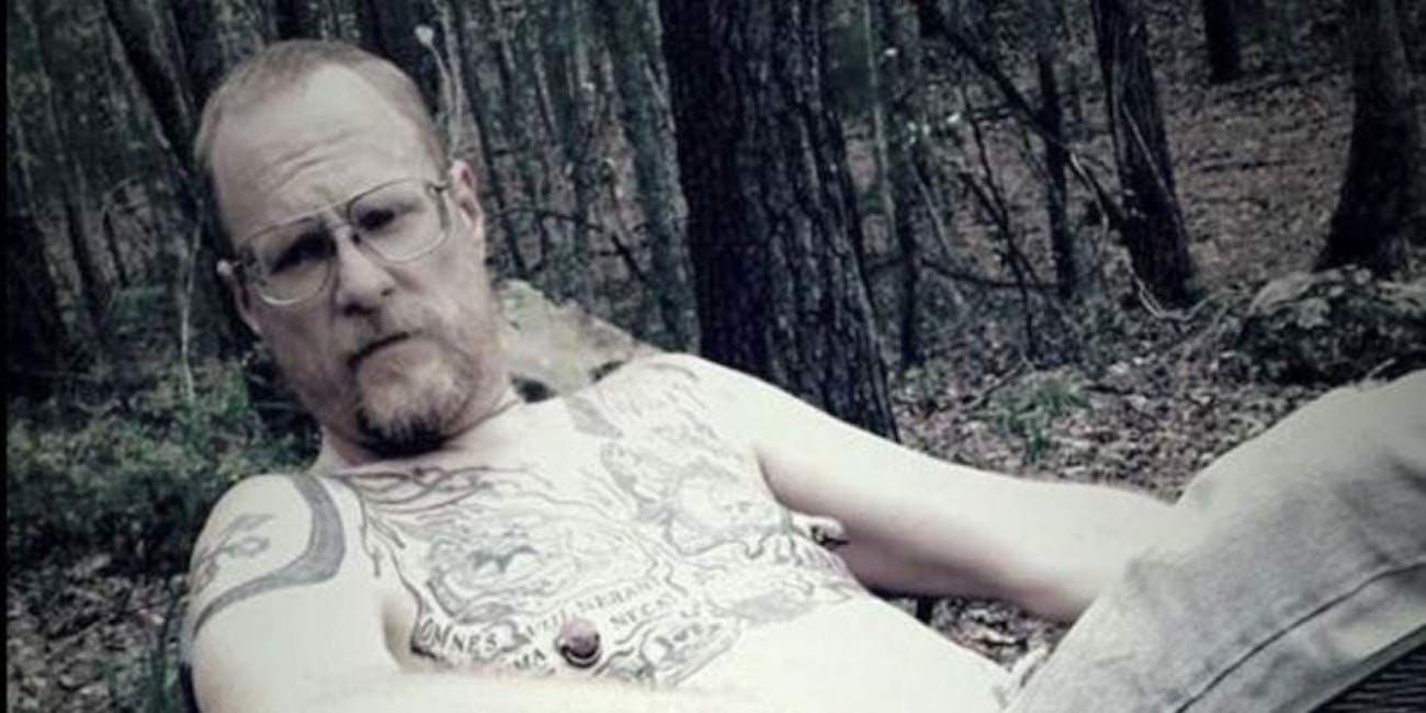john b mclemore s town shit town nipple piercing tattoo pain church janis whitlock self injury psychology
