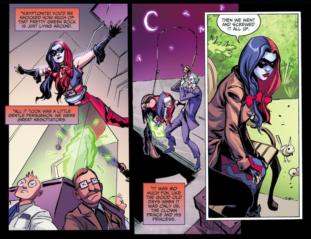 Injustice Ground Zero Harley Quinn
