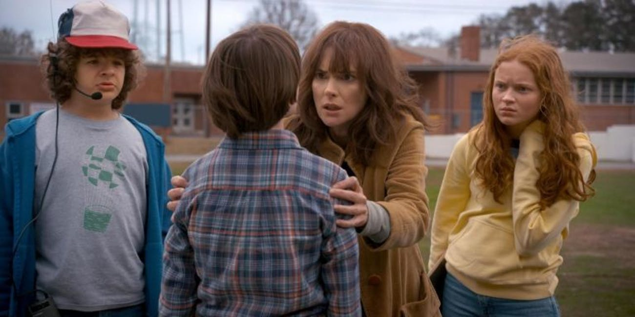 Stranger Things Season 2 Netflix New Character Max
