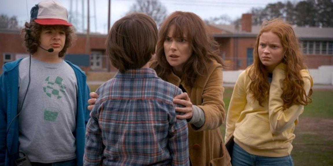Stranger Things Season 2 Netflix New Character Max