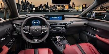 Lexus UX autoshow