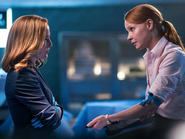 'The X-Files' Builds to a 'Sopranos' Moment in Season Finale