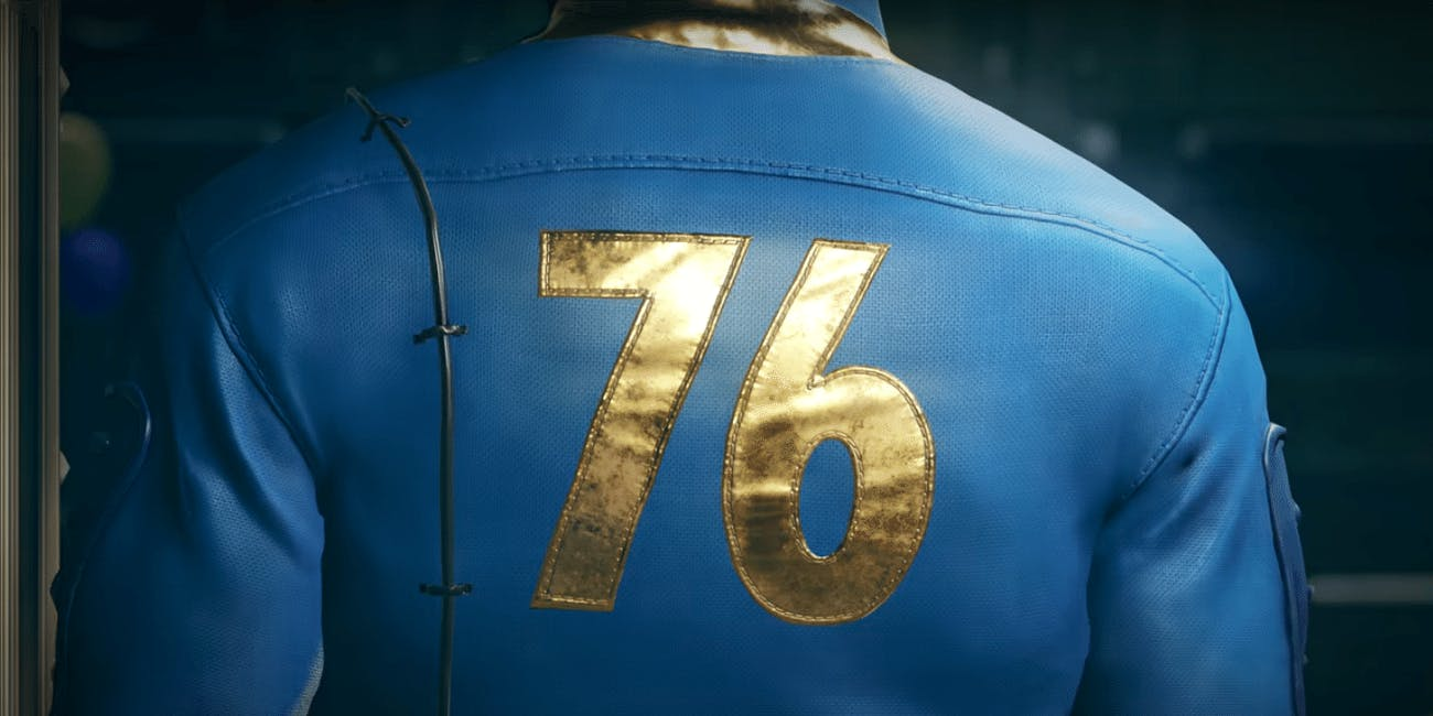 """Fallout 76"" mural appears at Hotel Figueroa"