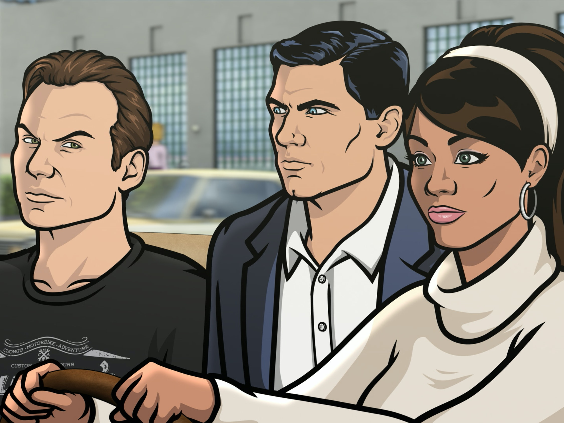 A Disjointed 'Archer' Reveals Krieger's Robot Army, Hints At Finale Ending