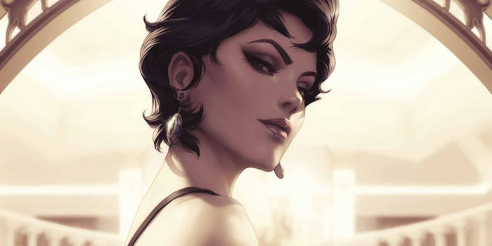 DC Comics Joelle Jones Catwoman