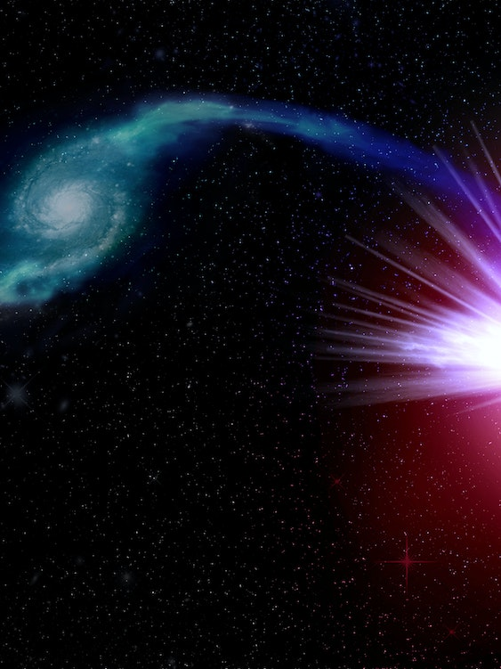 Supermassive Black Holes Can Cause Galactic Warming | Inverse