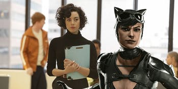 Aubrey Plaza plays the villain on 'Legion', but she'd rather be an anti-hero in the DC universe.