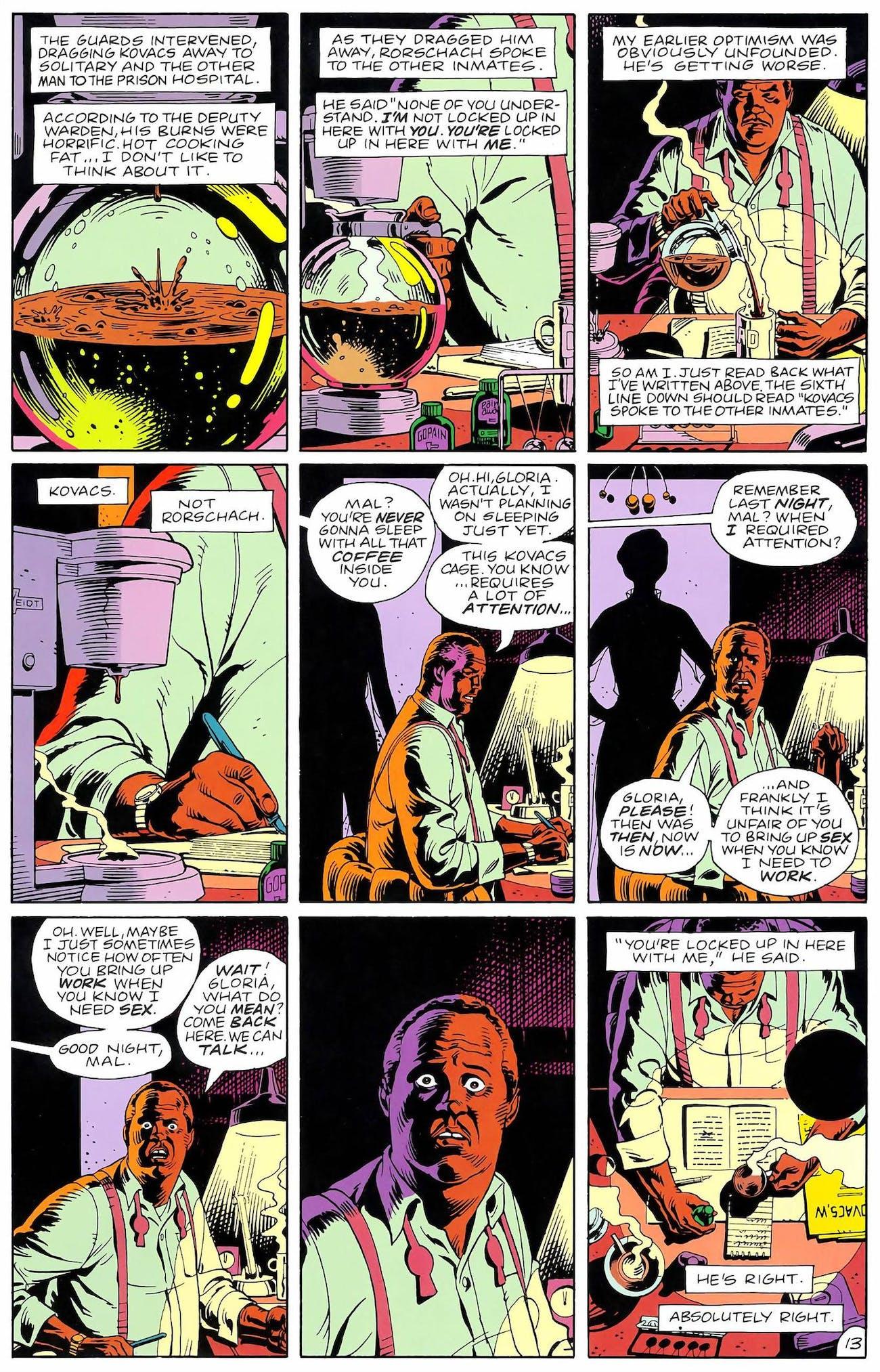 Watchmen Alexandria Ocasio-Cortez