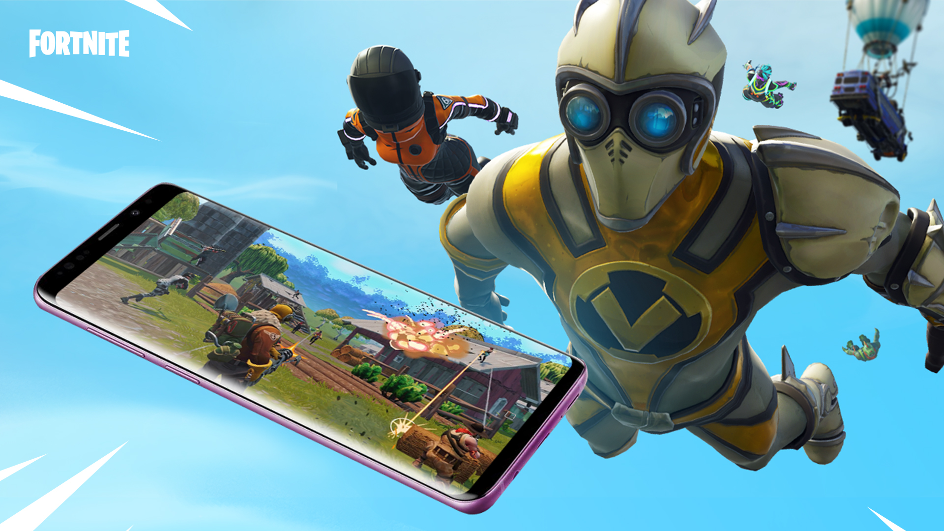fortnite android epic announces more invites for android devices inverse - lg g6 fortnite lag
