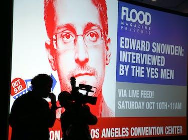 Edward Snowden Can't Catch a Break