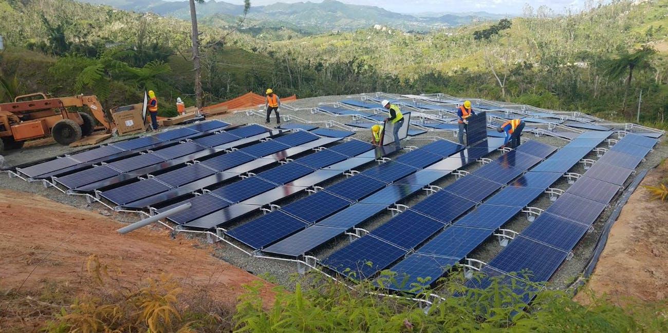 tesla solar power puerto rico