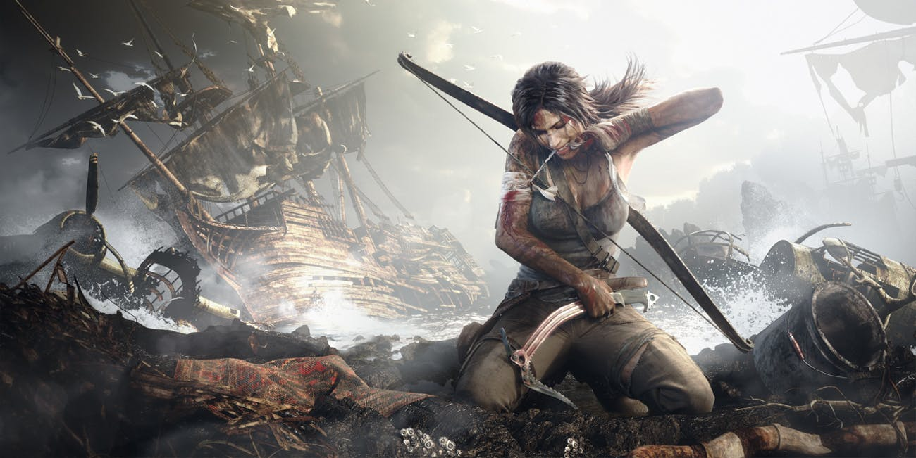 6 'Tomb Raider' Easter Eggs Inspired by the Reboot Games