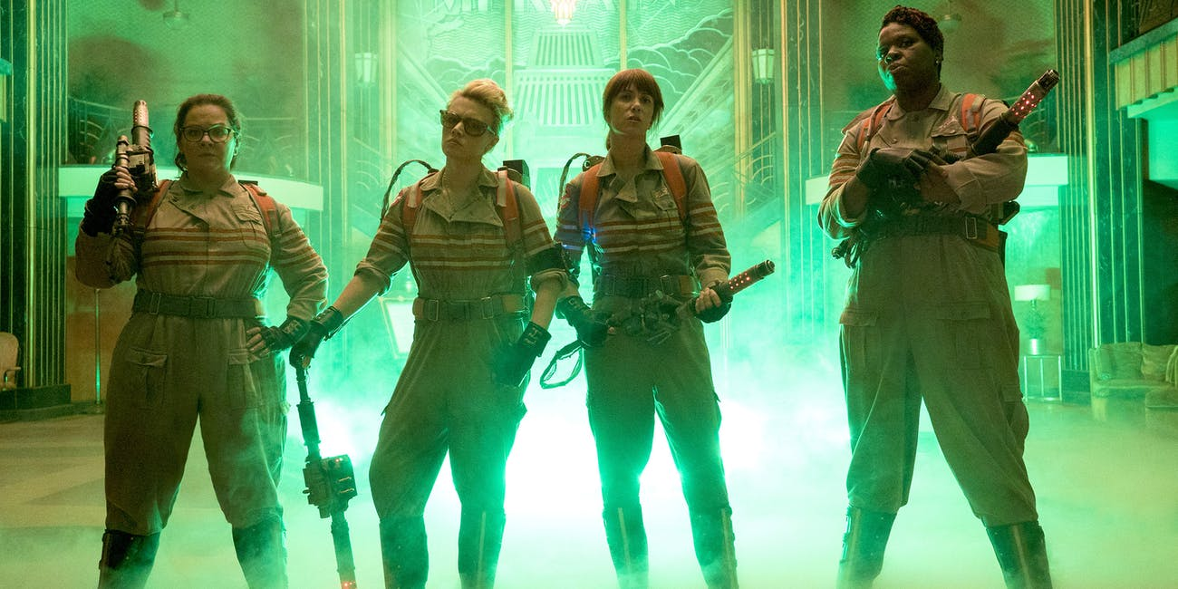 Ghostbusters Teaser Trailer Released, Full Trailer Release Date Announced